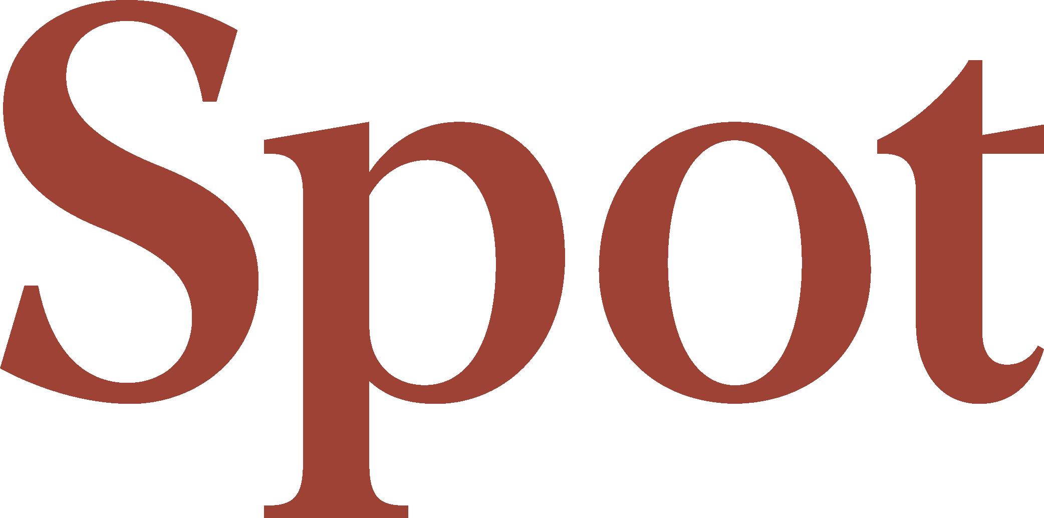 Spot Wordmark